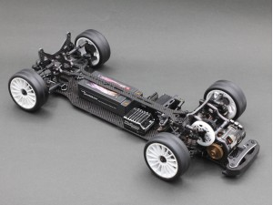 RX-10FF 1/10 Scale Front Wheel Drive Competition Touring Car Kit (DRX-00004)