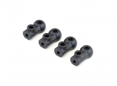 Plastic Anti-Roll Bar Ball Joint, 4 pcs (D10043)