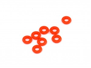 Silicone O-Ring (Shock Shaft), 8 pcs (D10054)