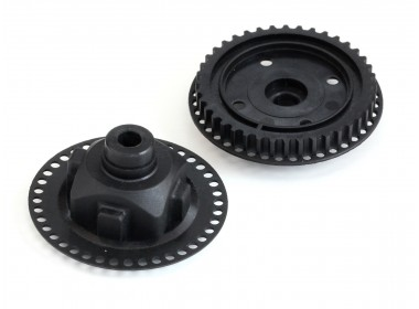 RX-10S Gear Differential Case Set (D10061)