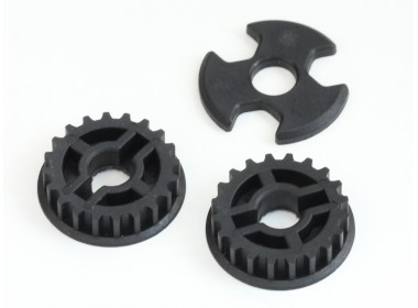 Plastic Center Pulley Set (D10072)
