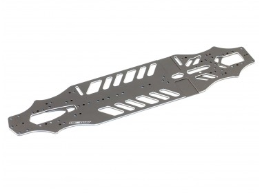 RX-10S Aluminum Main Chassis (7075-T6) (O10136)