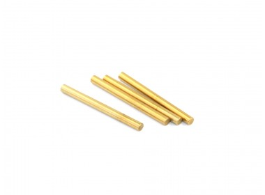 Outer Suspension Arm Pin (2x23mm), 4 pcs (O10143)
