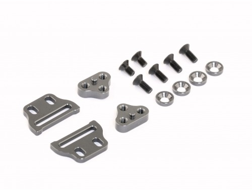 RX-10S Aluminum Battery Bracket Set  (O10147)