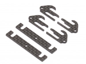 Graphite Suspension Spacer Set (0.5mm) (O10268)