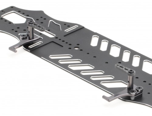 RX-10S/SR Aluminum Battery Bracket Set (V2) (O10218)